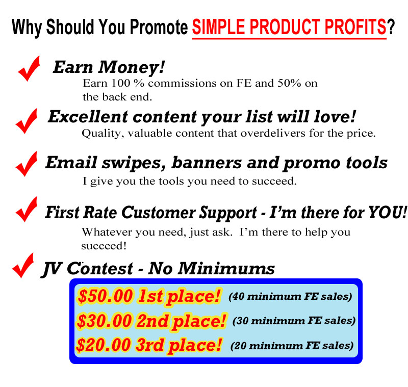why should you promote!